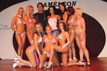 Kaméleon Klub - sztriptízverseny