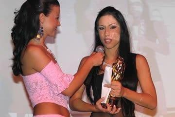 Szexkorona díjátadó