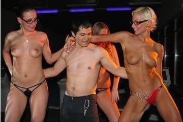 Keyo erotikus show - Memphis Cafe, Pécs