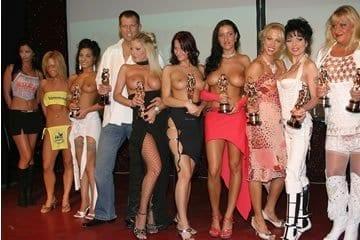 Pornó Oscar 2006 díjátadó - Kameleon Klub
