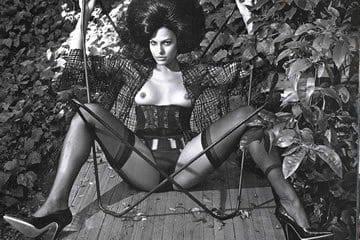 Celeb erotika - Eva Mendes színésznő