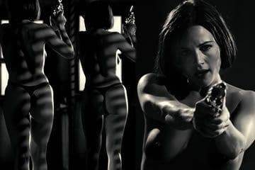 Celeb erotika – Angelina, Carla, Alyson, Audrina