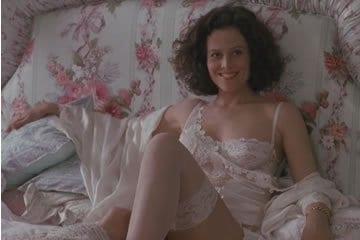 Celeb erotika – Sigourney Weaver