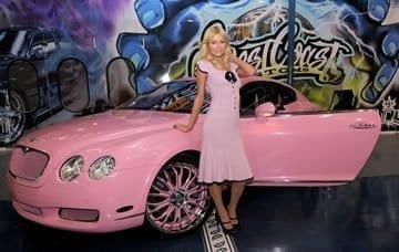 Celeb erotika – Paris Hilton pajzán arcai