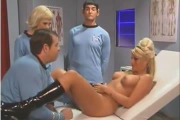 Pornó paródia videók - Sex trek