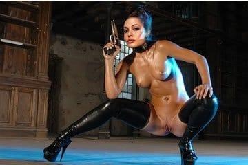 Celeb pornó - Angelina Jolie