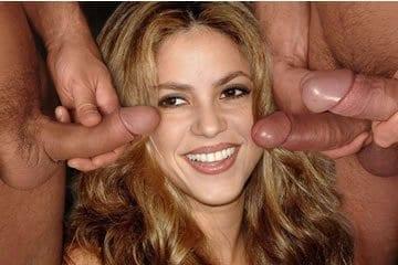 Celeb fake pornó - Shakira szex közben