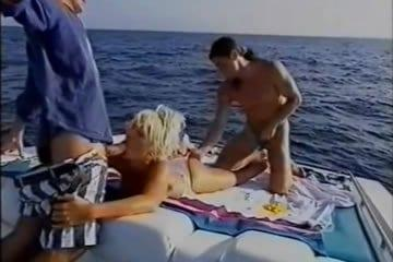 Helen Duval - baszás a tengeren