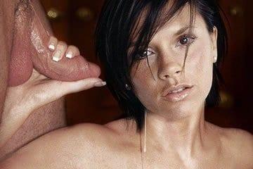 Celeb fake pornó - Victoria Beckham