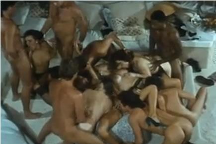 Pornósztár szex - Moana Pozzi